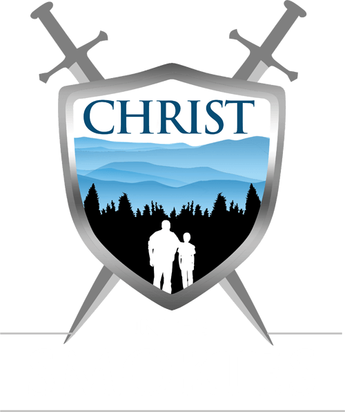 Logo - Christ<span> in the </span>Smokies - A Father-Son Adventure